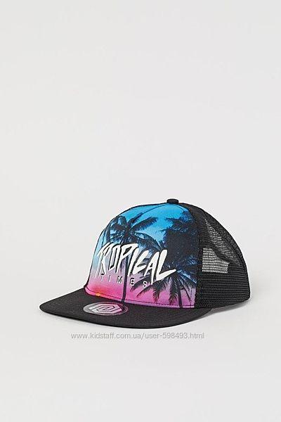Бейсболка кепка h&m пальмы