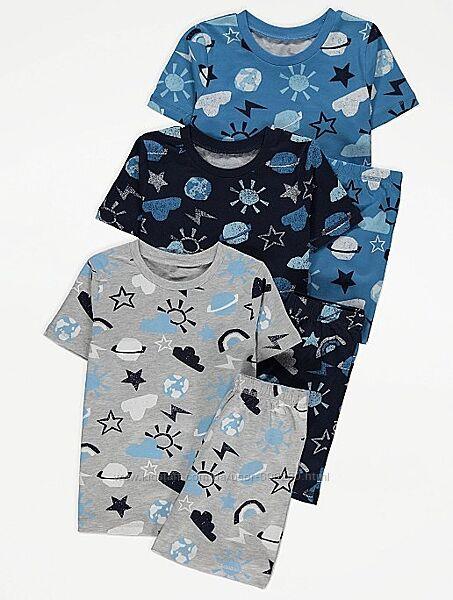 Літні піжами хлопчику George 6-7 років