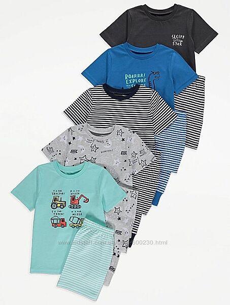 Літні піжами хлопчику George 4-5 років