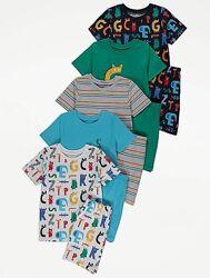 Літні піжами хлопчику George 3-4, 4-5, 5-6 років