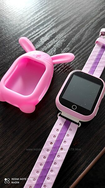 Детские умные смарт часы с GPS Smart Baby Watch Q100