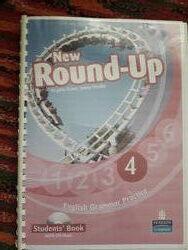 Зошит з англійської мови Round-Up 4