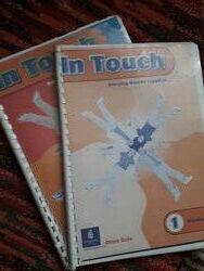 Зошити з англійської мови In Touch 1