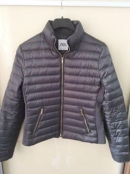 Стильная курточка ZARA, размер С-М