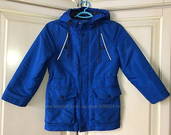 Деми куртка Ostin, 122 см, 6-7 лет