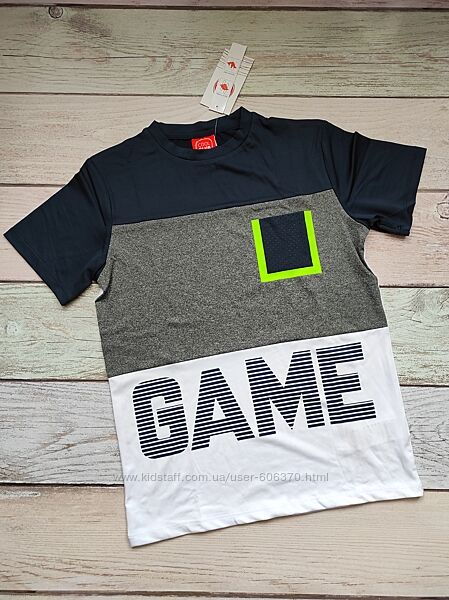 Спортивная футболка для мальчика Cool Club 146см