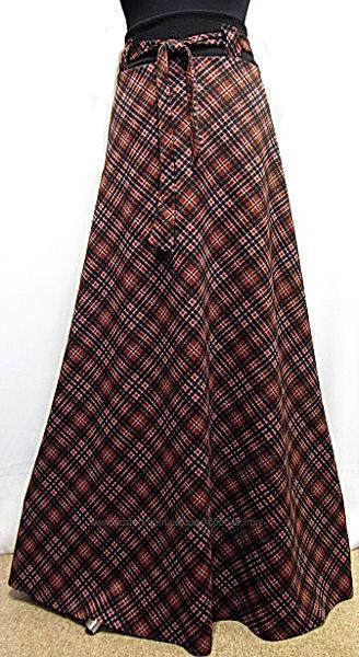 Женская длинная   юбка .  42-60.