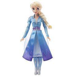 Поющая кукла Дисней Эльза Холодное сердце 2 Elsa Singing doll Disney Frozen