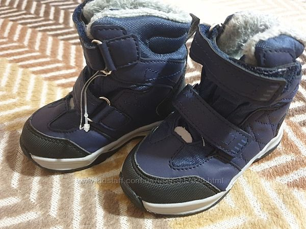 Зимние ботинки. Lupilu