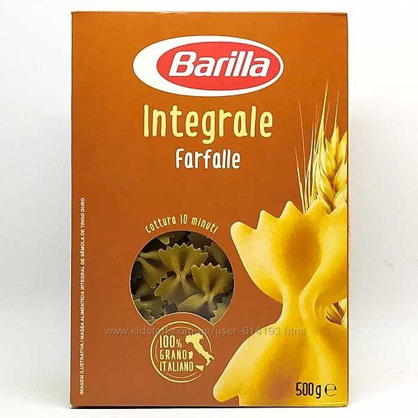 Макароны Barilla Integrale из цельномолотой муки 500г Италия