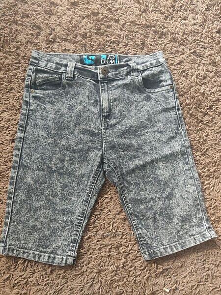 Джинсовые шорты на 11 лет