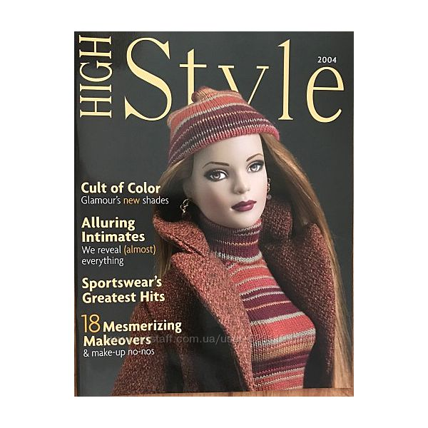 Осенняя кукла тоннер Tyler Wentworth High Style