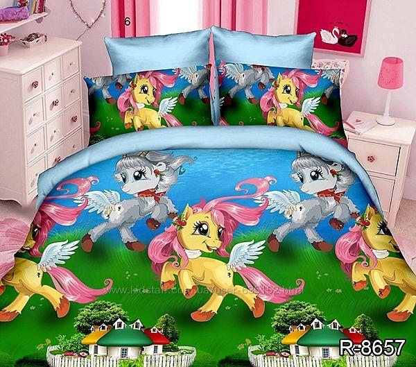 Новое поступление детского постельного Крутые расцветки девочки мальчики