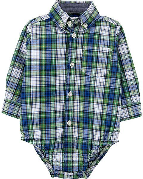 Рубашка боди CARTERS Картерс, оригинал США