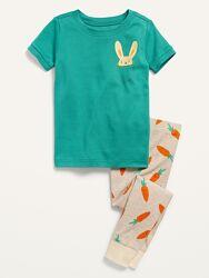 Трикотажная пижама Old Navy США для девочки или мальчика
