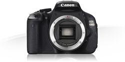 Фотоаппарат Canon EOS 600D
