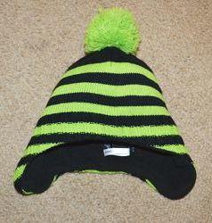 Шапка, шапочка зимняя H&M р.2-4 года 92-104 см
