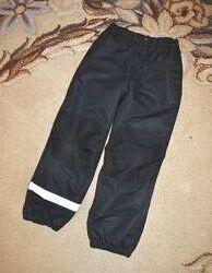 Термо брюки штаны лыжные H&M р. 7-8 лет 128 см