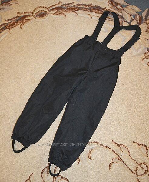 Полукомбинезон брюки штаны лыжные M79 р. 8 лет 128 см .