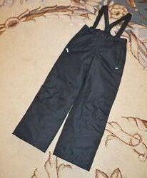 Термо брюки лыжные Crivit р.134-140 см 8-10 лет.