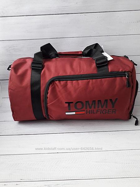 Мужская спортивная сумка томми