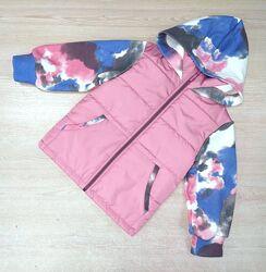 Демисезонная куртка-кофта рост  98,104,110,116