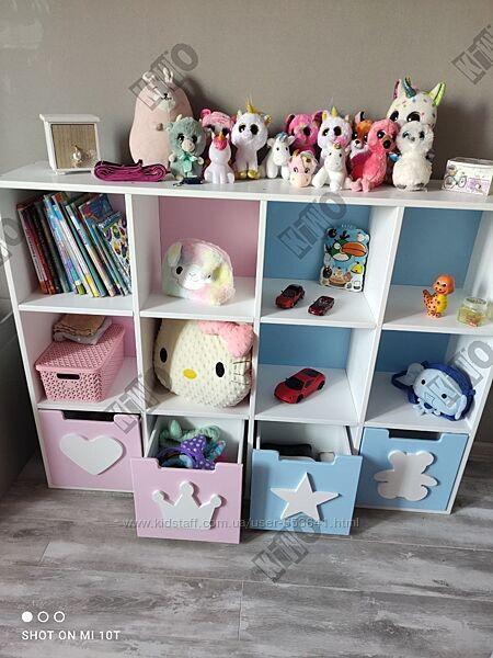 Стеллаж кукольный домик игрушка