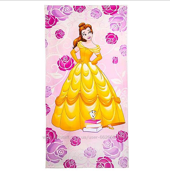Полотенце Дисней Disney Белль, Принцессы Дисней