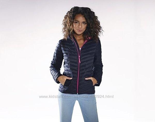 Термо куртка стеганая, деми, с капюшоном, S 36 euro, Esmara, германия