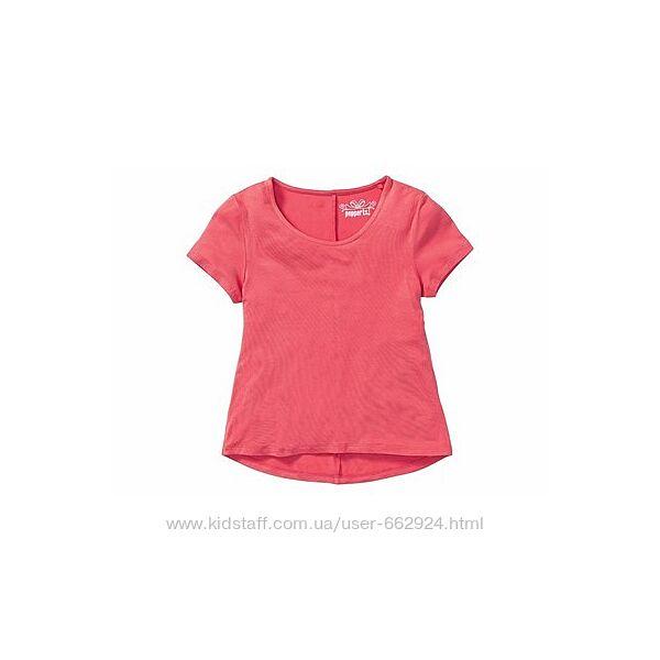 Нежная футболка для девочки, 146-152, 10-12 лет, Pepperts, Германия