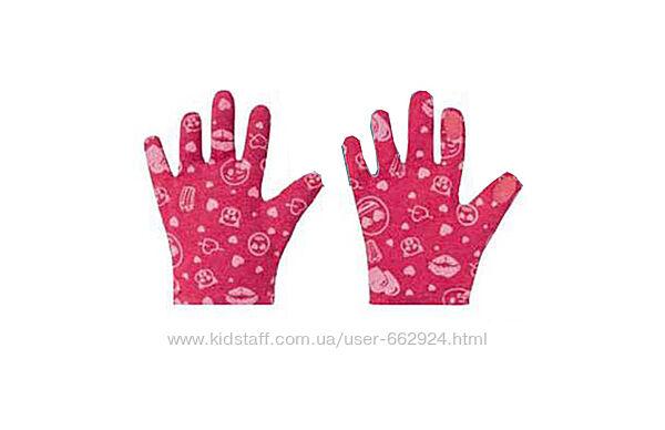Детские перчатки с тачскрин, сенсорные, Lidl, emoji, touchscreen