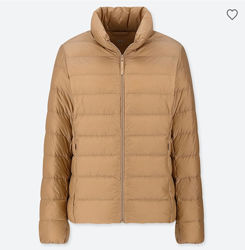 Куртка Uniqlo пуховик ультра лайт
