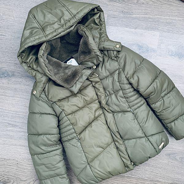 Куртка Mayoral р.8 на утеплителе