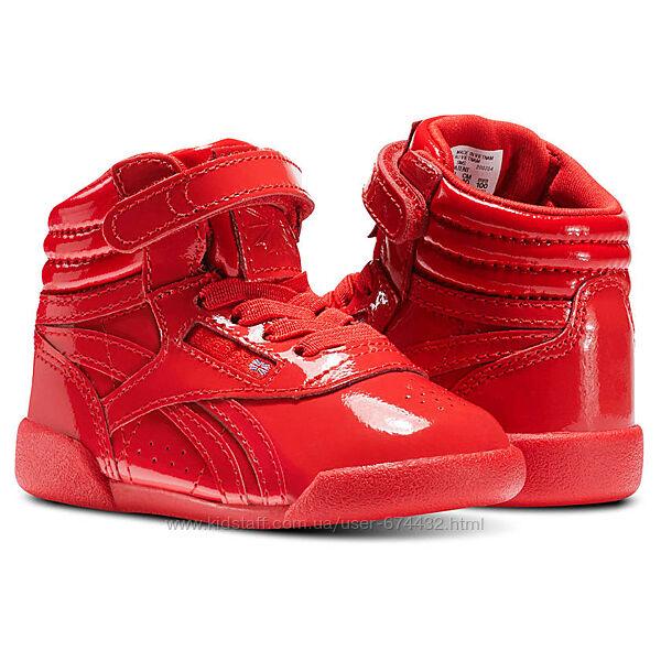 Ботинки сапоги Reebok для девочки