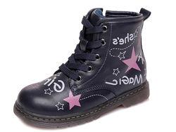 демисезонные ботинки для девочки Weestep