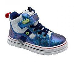 демисезонные ботинки clibee для девочек