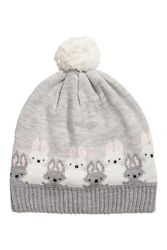 Шапки и комплекты шапочек H&M для девочки на 6мес. -4 года