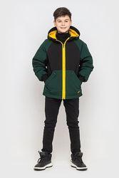Демисезонные куртки для мальчиков подростков р.146-158