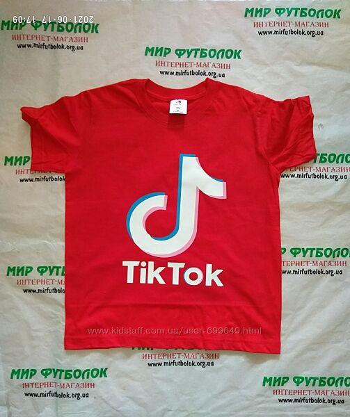 Футболка TikTok