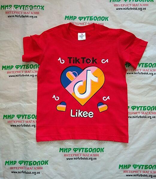 Детская футболка Likee