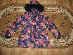 Куртка плащик Monsoon на 9-10 років