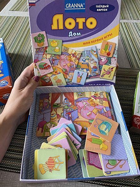 Обучающие игры Granna, в ассортименте
