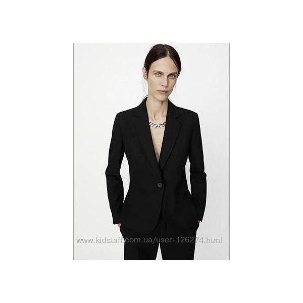 Чёрный пиджак,  блейзер Zara