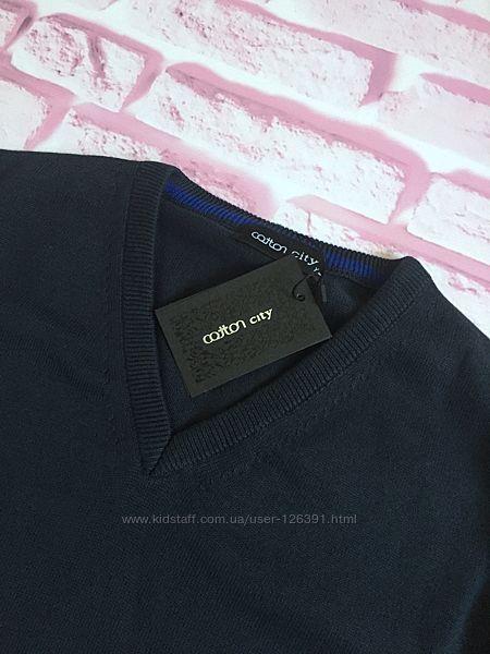 Мужской свитер 100 cotton