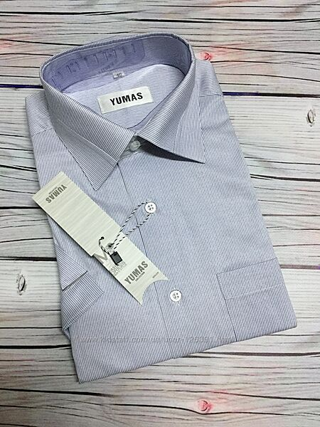 Распродажа мужских рубашек короткий рукав