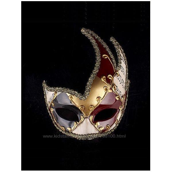 Новая карнавальная маска