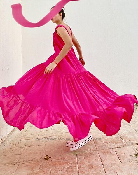 Платье  летящее крепдешин  шелк 100