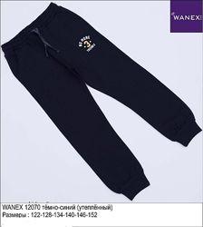 Штаны спортивные с начесом для мальчика Wanex