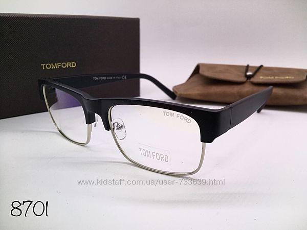 Трендовые компьютерные очки tom ford классика
