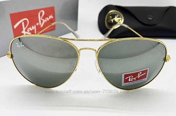 Стильные солнцезащитные очки линзы стекло